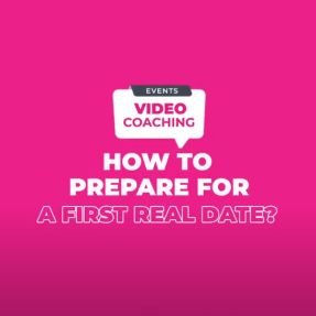 How to prepare for a first real date?