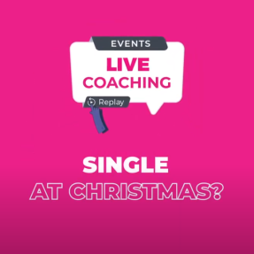Single at Christmas ?